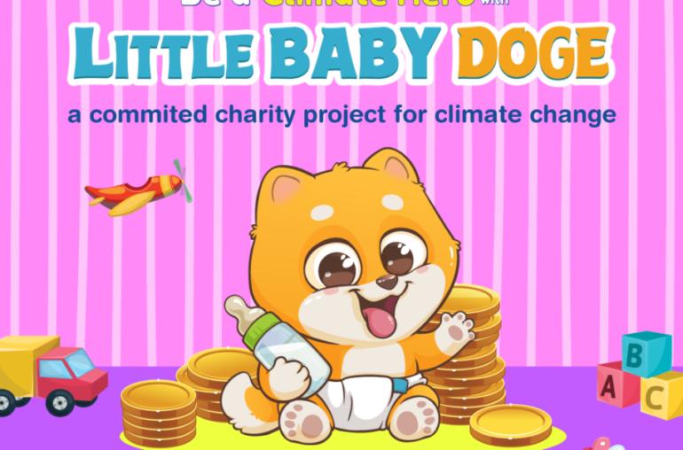 El enfoque de Little Baby Doge para combatir el cambio climático renueva el espacio criptográfico