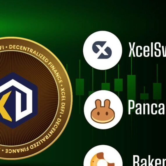 XcelDefi: DeFi de próxima generación anuncia su lanzamiento en Pancakeswap y XcelSwap