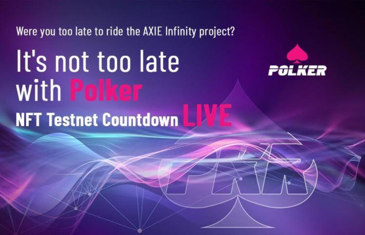 Polker: el proyecto de juego para ganar de NFT lanza la cuenta atrás para el lanzamiento de Testnet