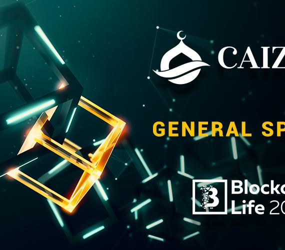 Caizcoin es el patrocinador general de Blockchain Life 2021