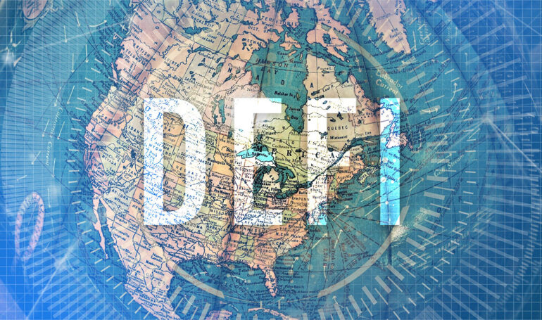 Report: America, not Asia, is leading in DeFi usage and DEX activity